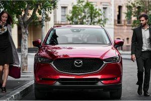 Mazda se une a las ofertas de verano y lanza el CX-5 en Europa con un precio muy especial
