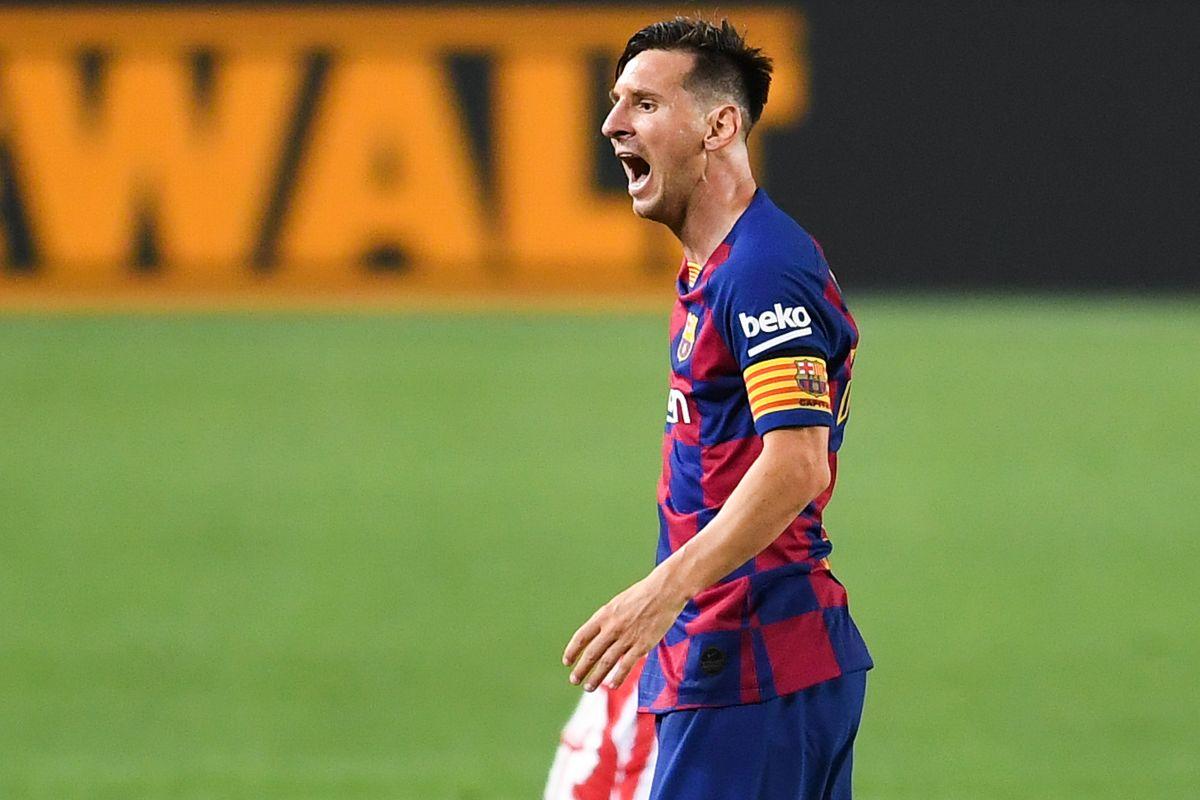 Messi sigue furioso con con el Barcelona y su futuro es incierto: ¿Cuáles son sus opciones?