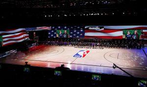 Emotiva, imponente, emocionante: el regreso de la NBA, ejemplo de una logística perfecta