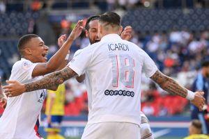 ¡Hay niveles! Icardi y Neymar sí anotaron el penal que Ramos y Benzema no pudieron