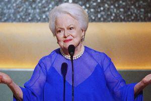 """A los 104 años, muere Olivia de Havilland, estrella de la cinta """"Lo que el viento se llevó"""""""