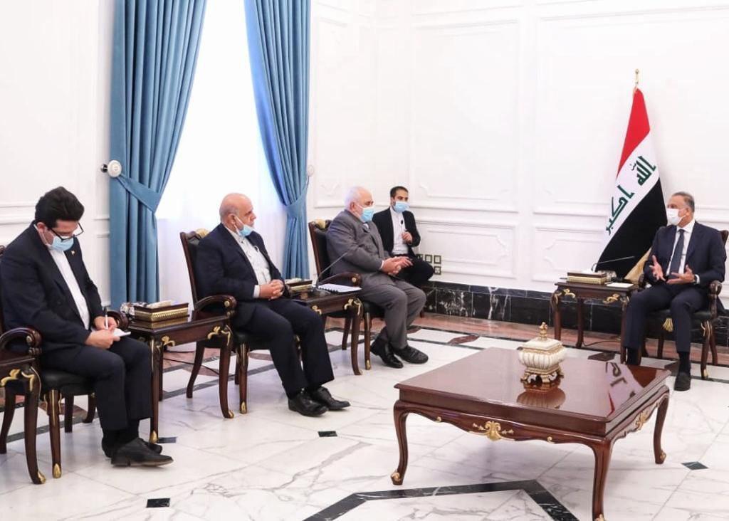 El ataque se realizó durante la visita del ministro de Exteriores de Irán, Yavad Zarif.