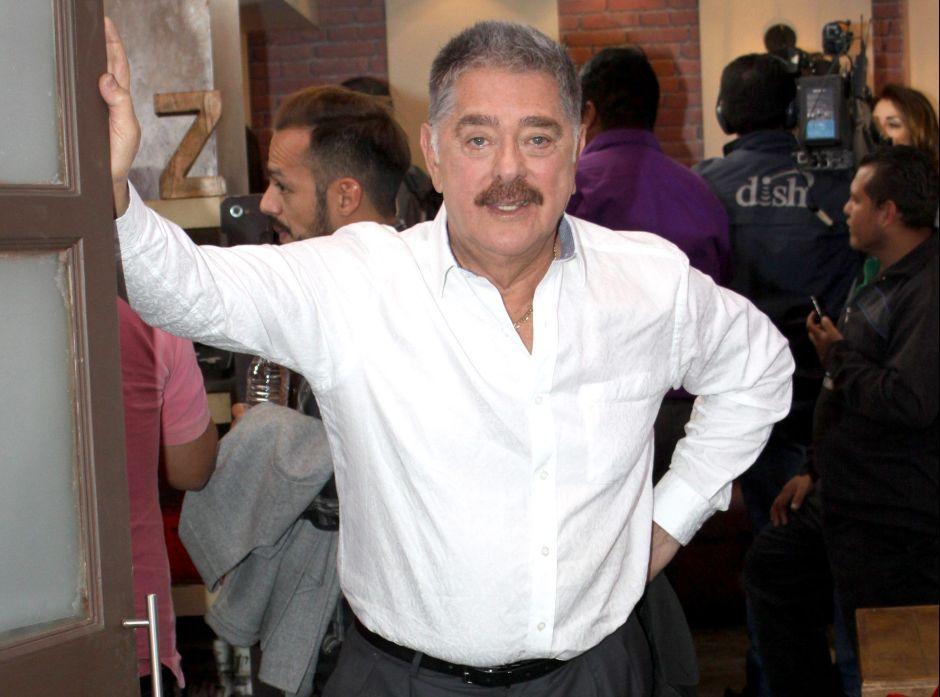 Murió el actor mexicano Raymundo Capetillo, estaba hospitalizado con Covid-19