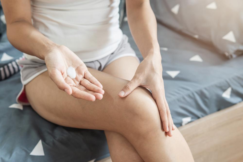 3 cremas que ayudan aliviar el dolor de rodillas
