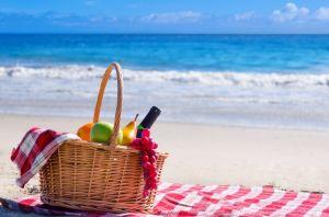6 fabulosas recetas para comer en la playa