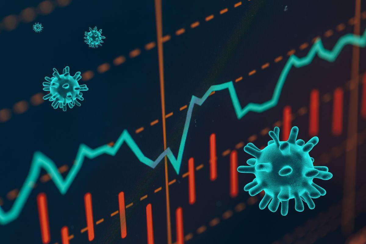 Un resurgimiento de infecciones por Covid-19 seguirá siendo una preocupación importante para la recuperación de la economía, por lo menos durante los próximos tres meses.