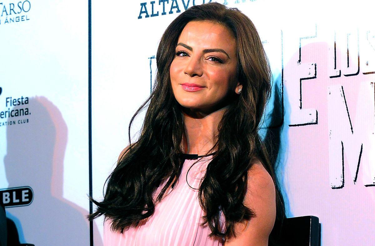 Primeras imágenes de Silvia Navarro en 'La Suerte de Loli', la nueva telenovela de Telemundo