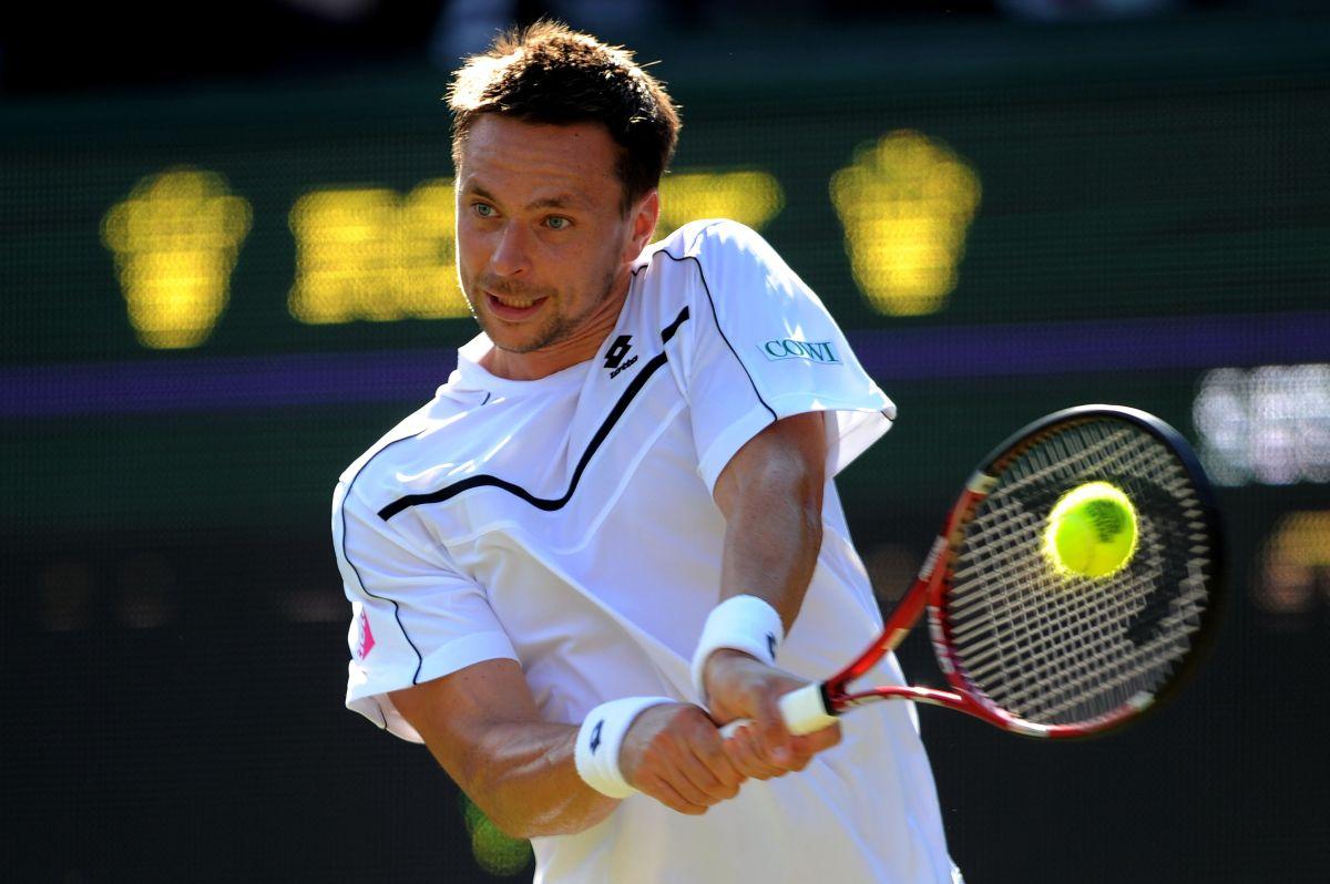Robin Söderling fue uno de los mejores tenistas del mundo.