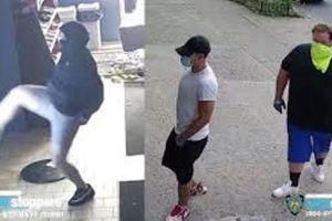 NYPD busca a clientes histéricos que rompieron tienda de bagel porque estaba cerrada