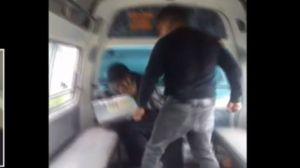 VIDEO: Presunto chofer golpea a pasajero con discapacidad en México