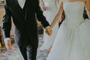 VÍDEO: Golpea sin querer a la novia en pleno baile de bodas
