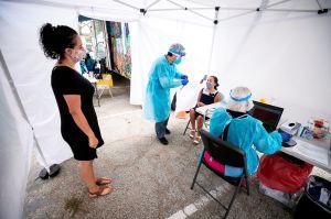 Medio millón de casos de coronavirus en California pero hay cifras alentadoras