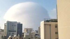 """Qué es una """"nube de Wilson"""" como la que provocó la explosión en Beirut"""