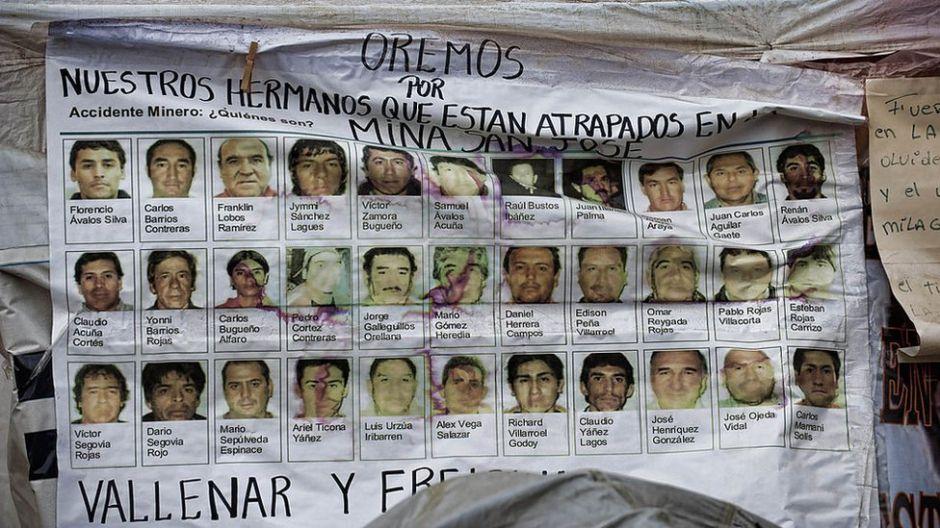 """10 años de los 33 mineros de Chile: """"Llega el 5 de agosto y todos preguntan, antes nadie se acuerda"""""""