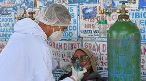 """""""En 20 minutos los bebés pueden fallecer"""": la dramática crisis de oxígeno que sufre Bolivia en medio del coronavirus"""