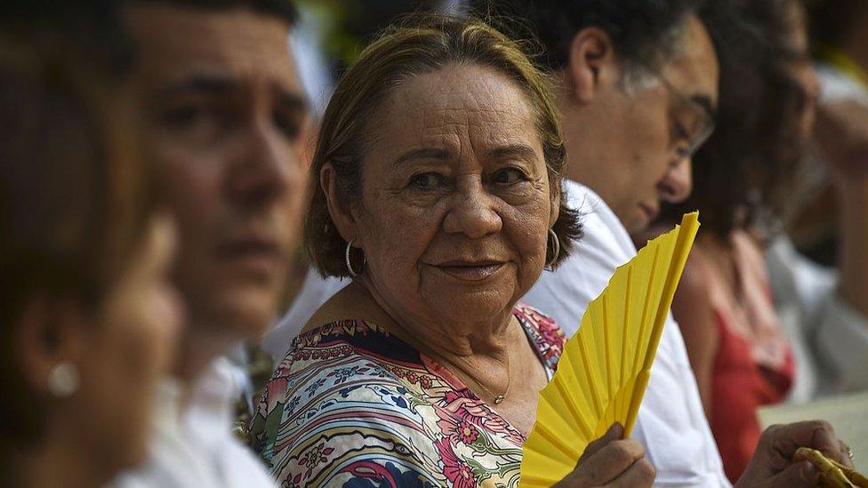 """Muere Mercedes Barcha, la viuda de Gabriel García Márquez y su sostén mientras escribía """"Cien años de soledad"""""""