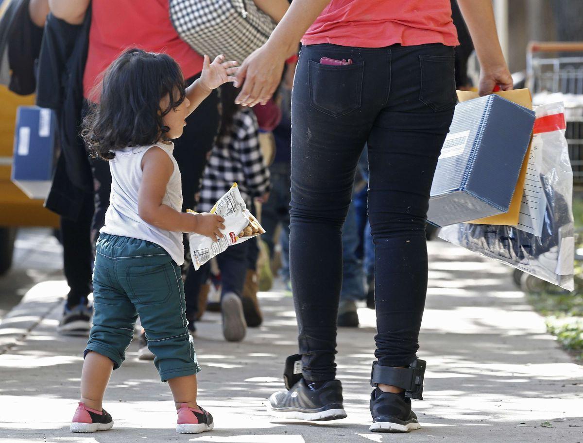 El futuro de estas familias inmigrantes permanece incierto.