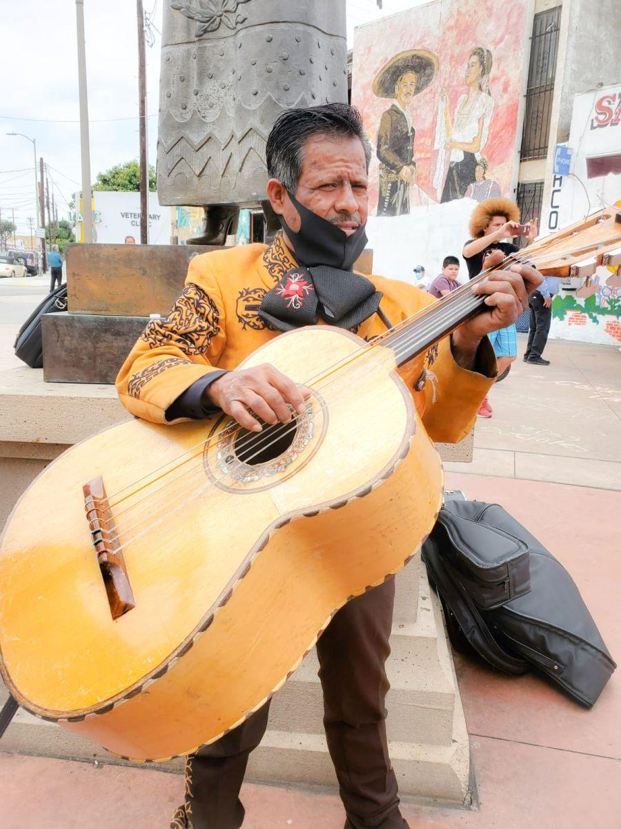 Las bandas de mariachis también pueden solicitar las becas de alivio del estado de California. (Suministrada)