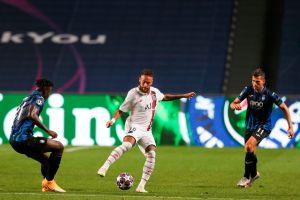 El rey del regate: Neymar alcanzó récord histórico en Champions League