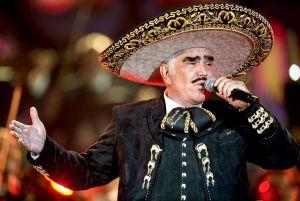 """Vicente Fernández estrena el álbum """"A mis 80's"""", con el que celebra su vida y trayectoria"""