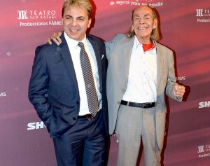Lo que nadie sabe del primer encuentro entre Manuel 'El Loco' Valdés y su hijo Cristian Castro