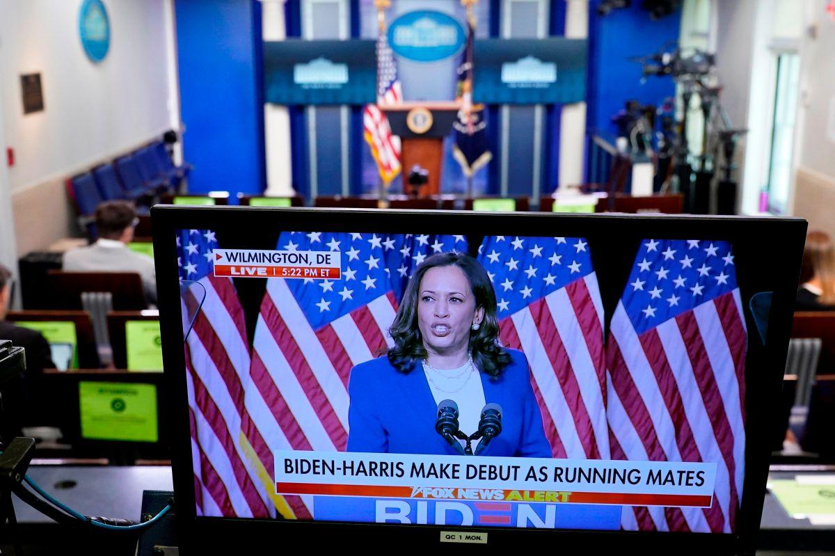 Harris es la primera mujer de color y descendiente de inmigrantes en optar a la vicepresidencia.