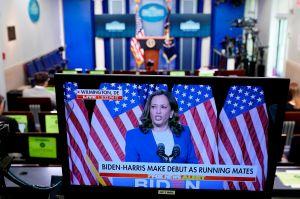 Organizaciones latinas expresan esperanza ante la candidatura de Kamala Harris a la vicepresidencia