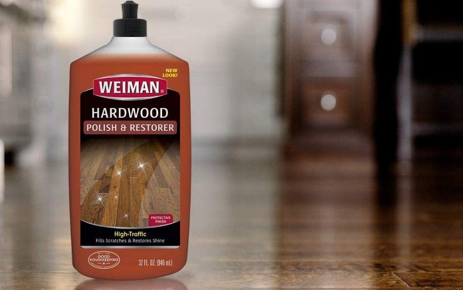 ¿Tienes pisos de madera? 5 ceras con las que podrás dejarlos relucientes