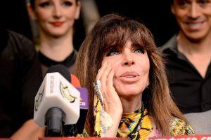 Verónica Castro explota contra el director de la serie 'La Casa de las Flores' Manolo Caro