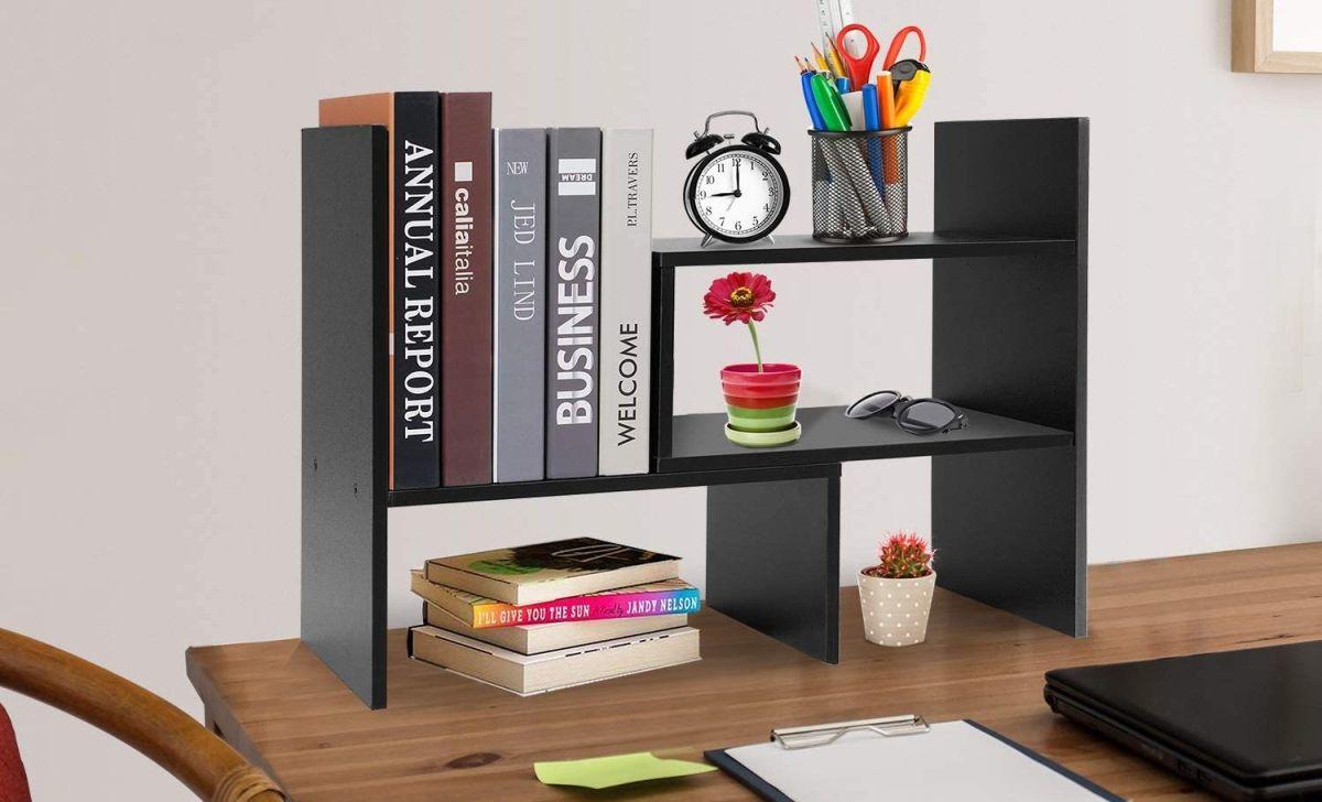Los 5 organizadores de escritorios más prácticos para tu home office