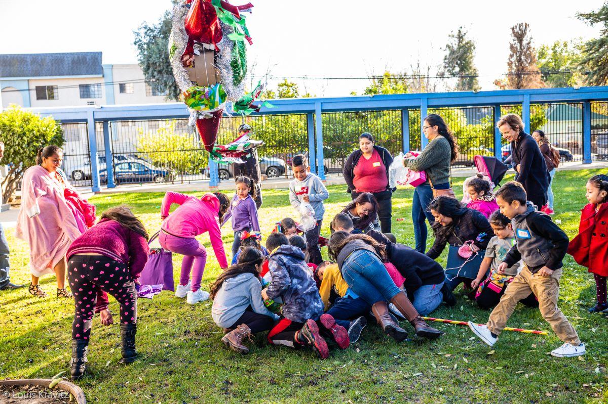 Urgen donaciones para niños migrantes en Los Ángeles