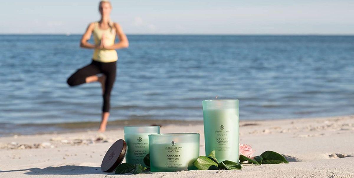 ¿Quieres empezar a meditar? 5 velas aromáticas que permitirán alcanzar el equilibrio en tu cuerpo, mente y alma