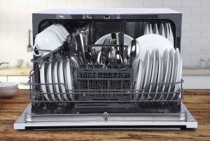 ¿Cansado de fregar? 4 lavadoras de platos portátiles para que te libres de esta tarea