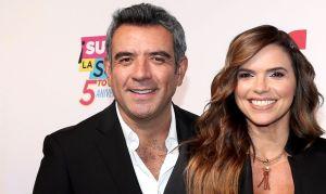 Héctor Sandarti le deja un sentido mensaje a Rashel Díaz, ahora que ella misma ha confirmado su despido