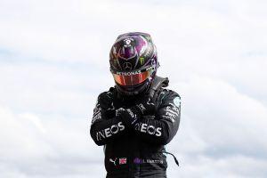 Lewis Hamilton le quita otro récord de F1 a Michael Schumacher