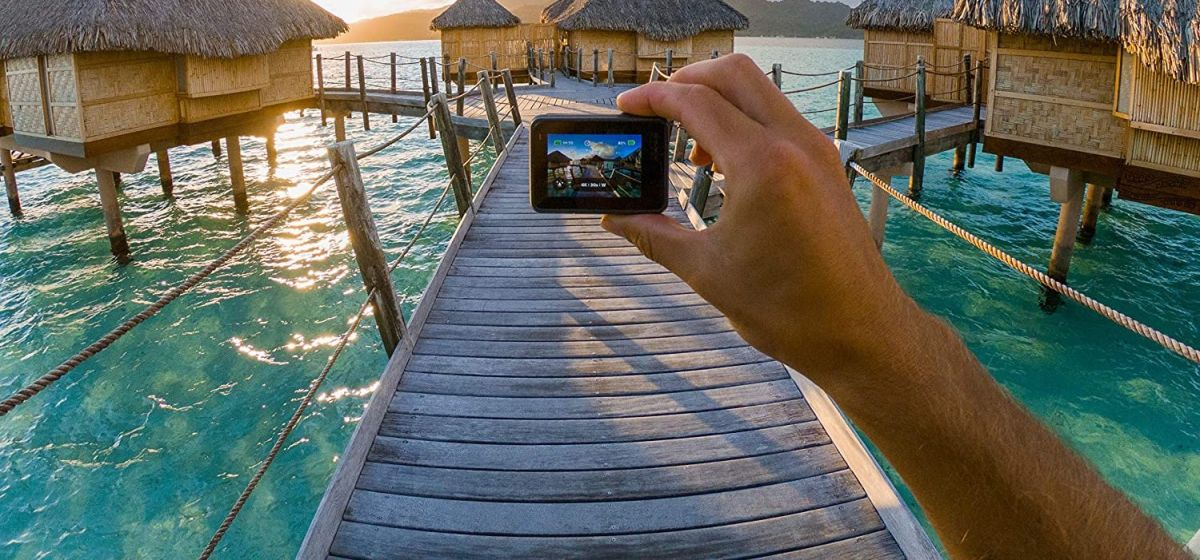 ¿Cuál es la mejor cámara de acción para grabar tus aventuras en verano?