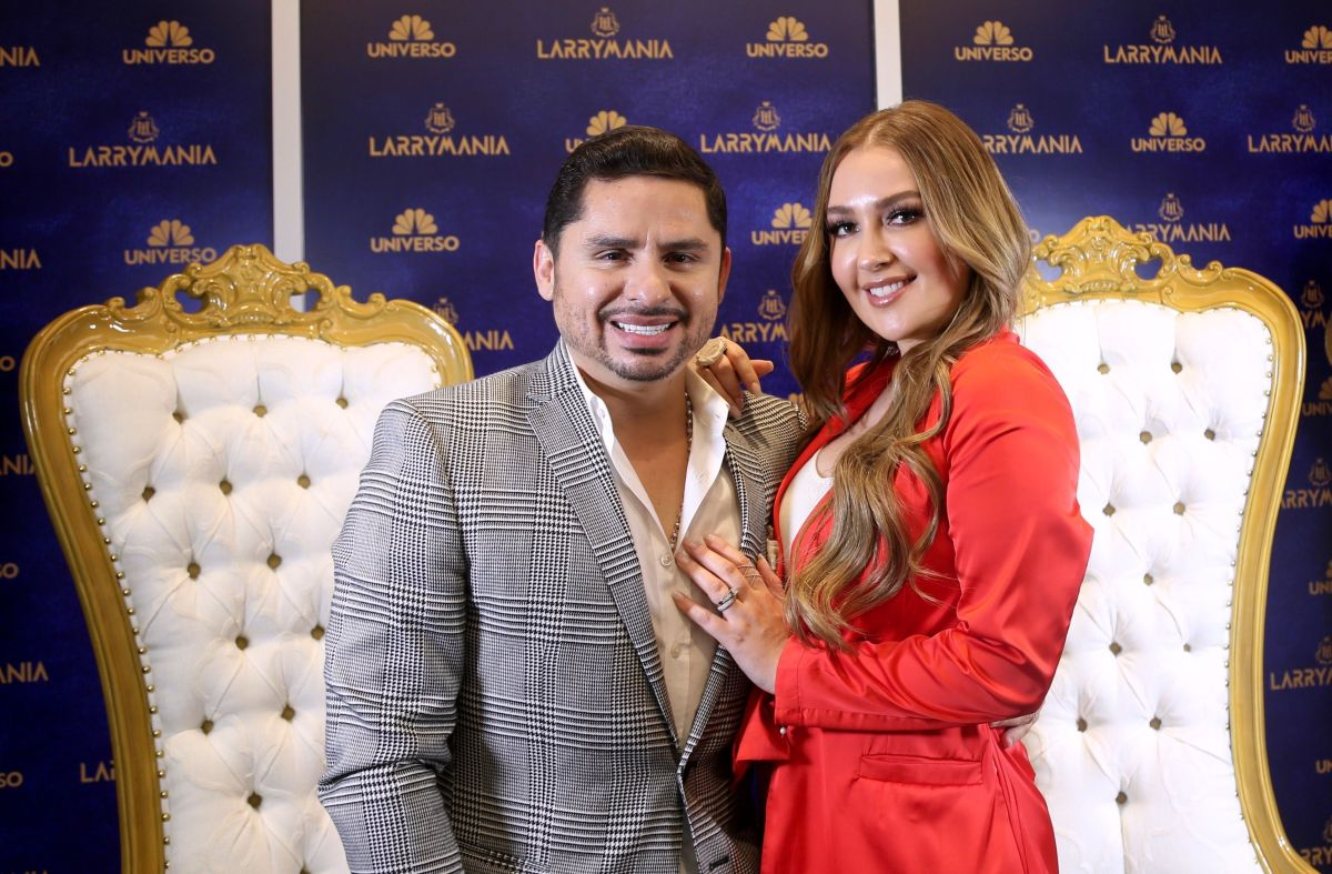 'Pray for my health': Larry Hernández is delicate because of Covid-19