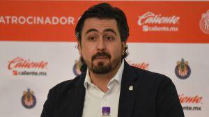 ¿Fue chiste? Amaury Vergara compara a las Chivas con el Barcelona