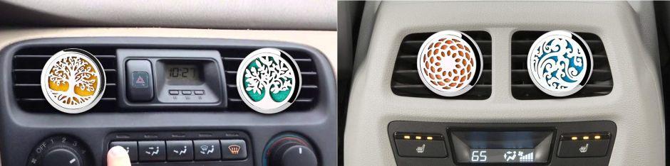 Los 5 mejores aromatizantes de larga duración para usar en tu auto