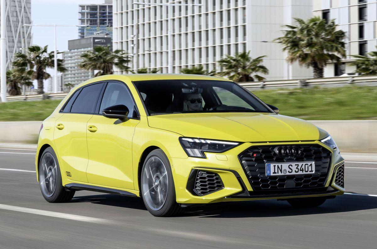 Audi S3 renovado en Sedán y Sportback