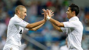 Cristiano Ronaldo pide a Juventus que firme a Karim Benzema