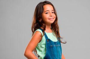 Beren Gokyildiz, la niña protagonista de 'Todo Por Mi Hija' de Telemundo, y el orgullo de formar parte de esta serie