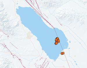 California: Enjambre de sismos en Salton Sea hace temer que se afecte la Falla de San Andrés