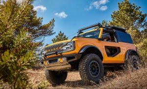 ¡Confirmado! El configurador online del Ford Bronco 2021 estará listo en septiembre