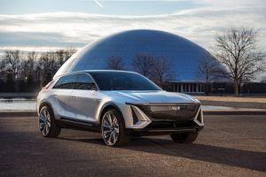 Cadillac LYRIQ, el primer vehículo totalmente eléctrico del fabricante hace su debut