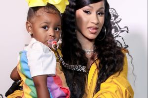 ¡Entre joyas y lujos! Así presume Cardi B a su hija Kulture en la nueva cuenta de Instagram de la pequeña