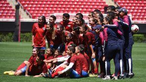 Dayana Madrigal, la nueva jugadora de Chivas que roba suspiros