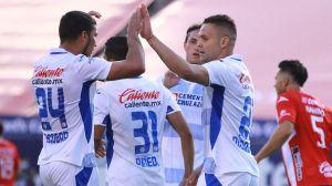 La Máquina pita en grande, Cruz Azul ya es el superlíder de la Liga MX