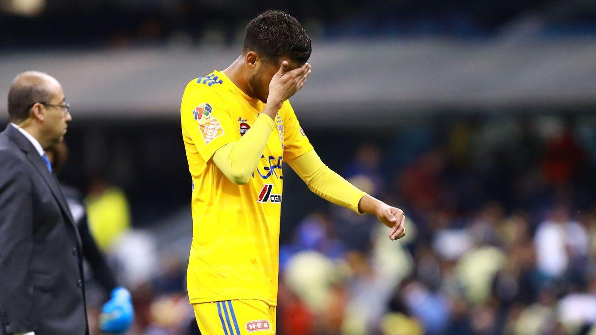 Reyes se perderá los compromisos de Tigres en la jornada doble del Guard1anes 2020.