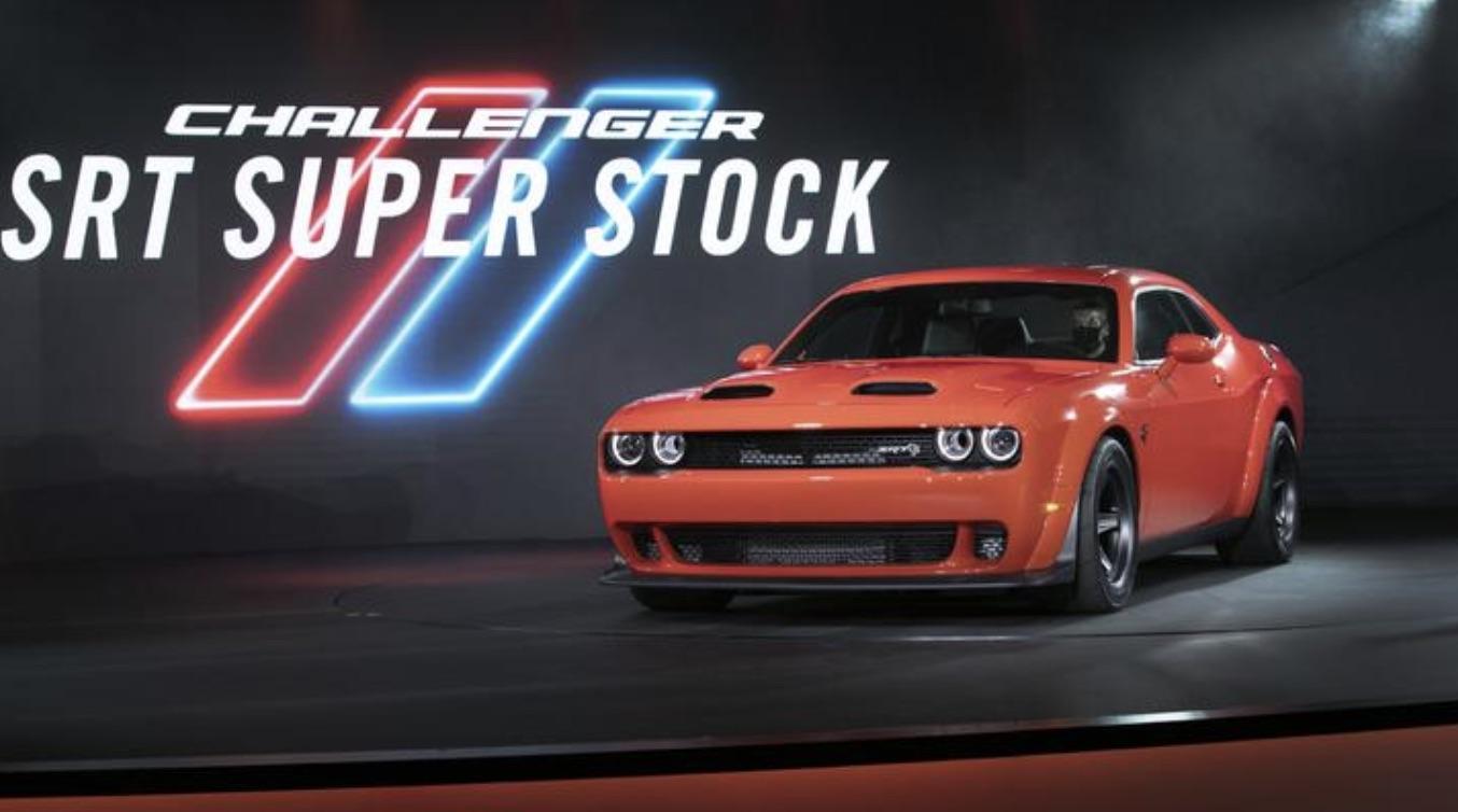 Dodge Anuncia El Challenger 2020 La Opinion